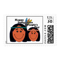 Indigenous People's Day Postage