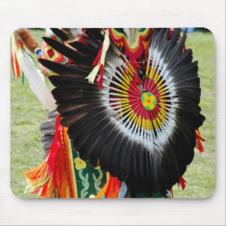 Indigenous Style Mouse Pads