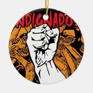 Indignados Ornamentos De Reyes