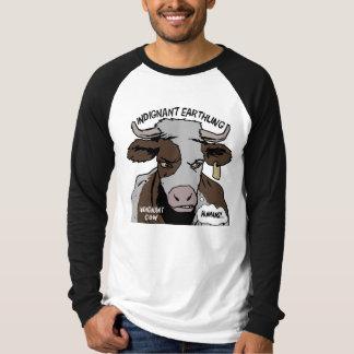 INDIGNANT COW T-Shirt