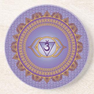 Indigo, Ajna 6th Chakra Coaster