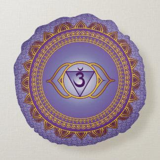 Indigo, Ajna 6th Chakra Pillow