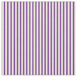 [ Thumbnail: Indigo & Bisque Colored Striped/Lined Pattern Fabric ]