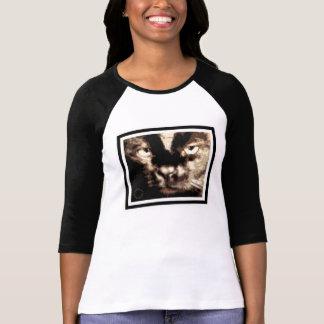Indigo Black is Pirate KittyCat T-shirts