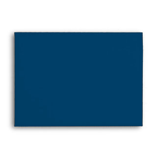 Indigo Blue Envelopes
