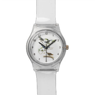 Indigo Bunting by Audubon Wrist Watch