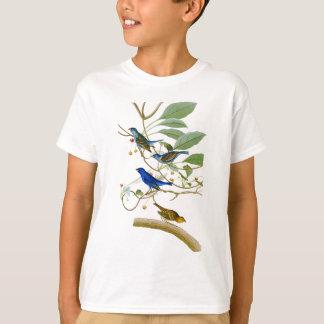Indigo Bunting John James Audubon Birds of America T-Shirt