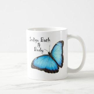 Indigo Ceramic Mug