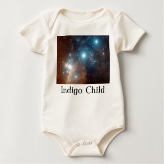Indigo Child Organic Creeper