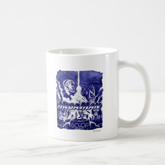 Indigo Coffee Mug