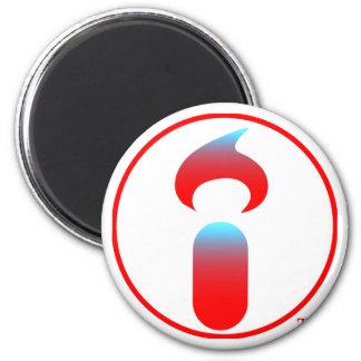 Indigo Ignition Magnet