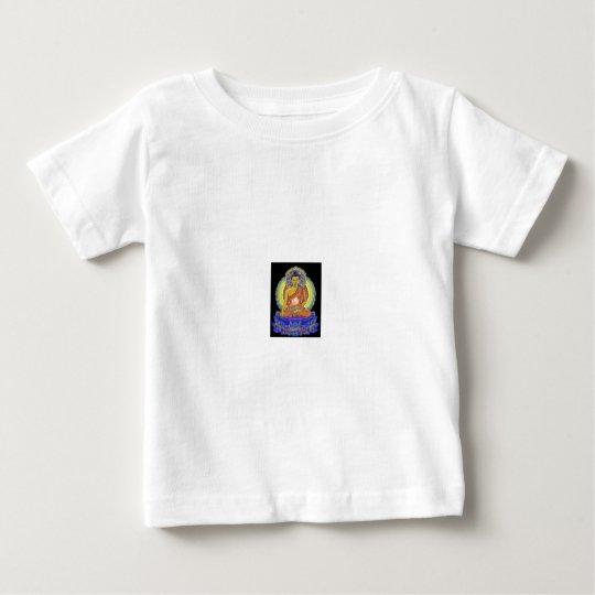 Indigo Lotus Buddha Baby T-Shirt