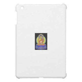 Indigo Lotus Buddha Cover For The iPad Mini