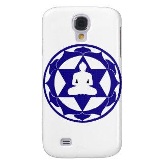 Indigo Lotus Samsung Galaxy S4 Cover