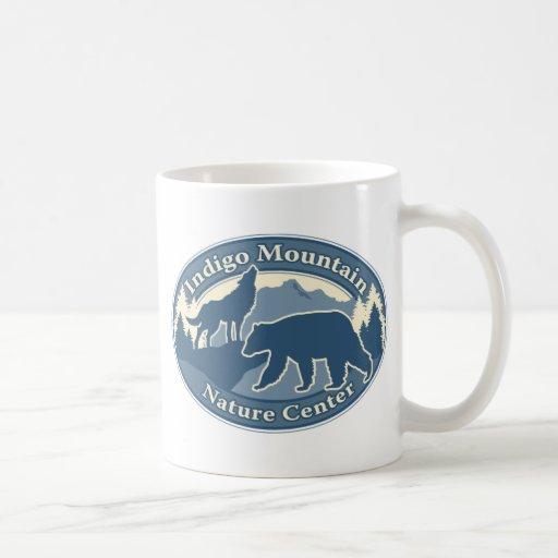 Indigo.Mtn.Logo.2000x1500 Transparent Mugs