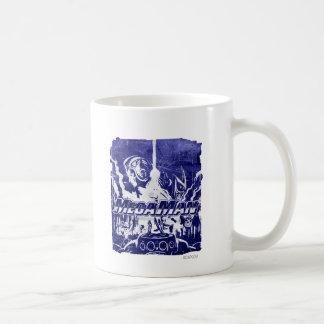 Indigo Coffee Mugs