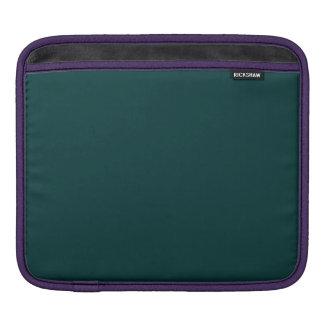 INDIGO ON THE GO! (solid rich dark color) ~ iPad Sleeves