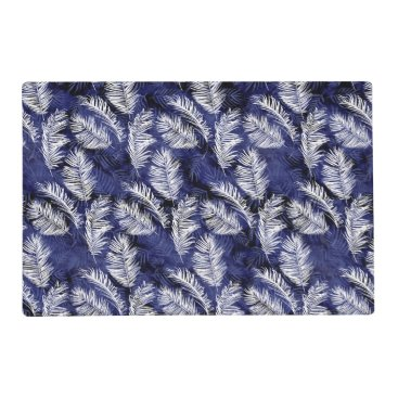 Indigo Palms Placemat