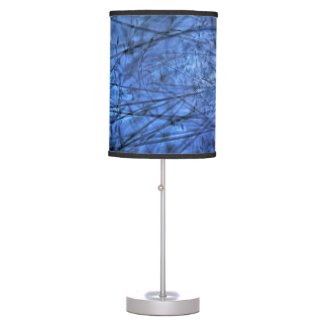 Indigo Plantscape Desk Lamp