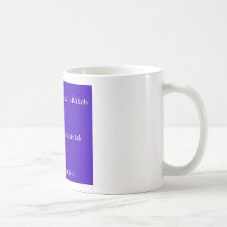 Indigo Ribbon Coffee Mug