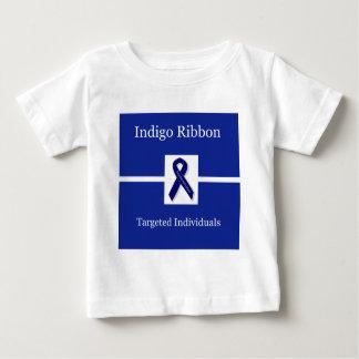 Indigo Ribbon  In Celebration Baby T-Shirt