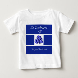 Indigo Ribbon-In Indigo Baby T-Shirt