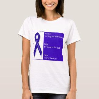 Indigo Ribbon T-Shirt