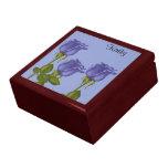 Indigo Roses Gift Box