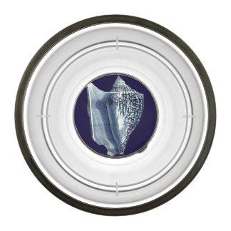 Indigo Shells I Bowl