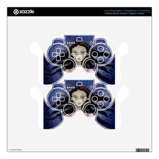 Indigo Skins For PS3 Controllers