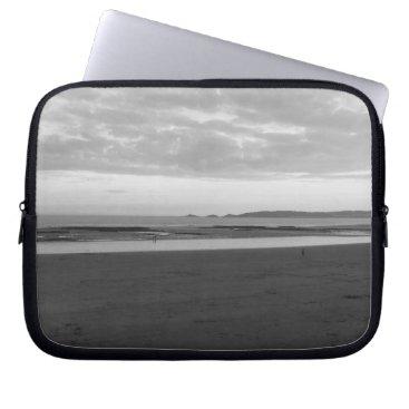 Indigo Sky Neoprene Laptop Sleeve 10 in (B&W) RBD