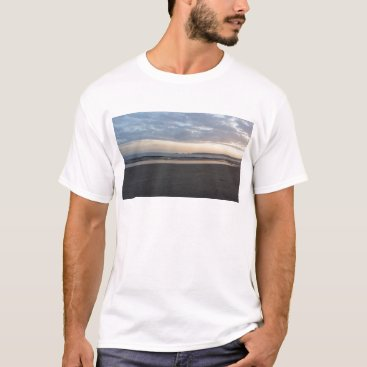 Beach Themed Indigo Sky Summer Mens TShirt Photo Tee Sunpyx