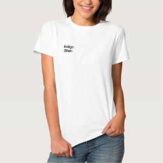 Indigo Stain Polo Shirt