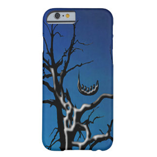 Indigo Tidings Madcap Grin Branches - Distant Barely There iPhone 6 Case