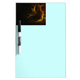 Indigo's Close-up Dry-Erase Board
