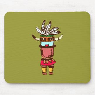 Indio American Native Schamane shaman Mousepad