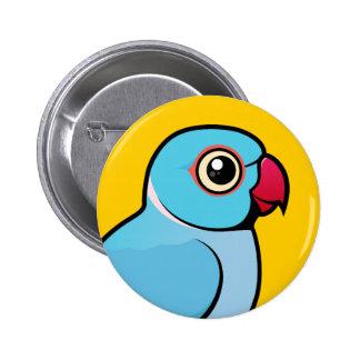 Indio azul Ringneck Pins