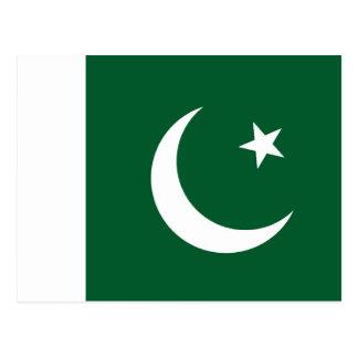 Indio de Paquistán Tarjeta Postal