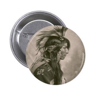 Indio del Cree Pin