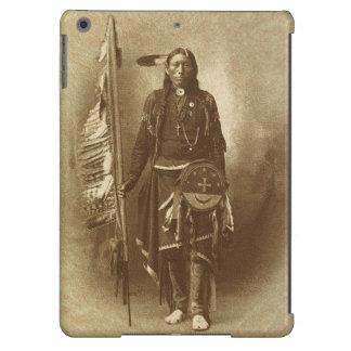 Indio del nativo americano funda para iPad air