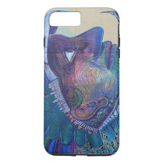 Indio Face Houston iPhone 8 Plus/7 Plus Case