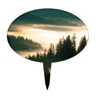 Indio Siuslaw del bosque Palillos De Tarta