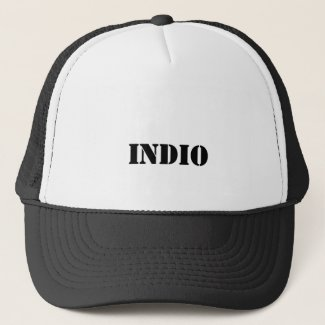 Indio Trucker Hat