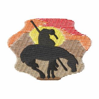 Indio y caballo