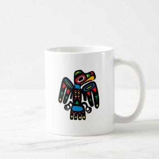 Indios American Native cuervo raven Tazas