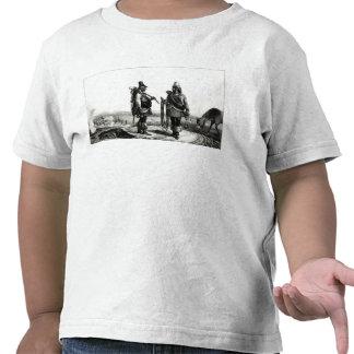 Indios de Charrua Camiseta