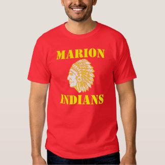 Indios de Marion Camisas