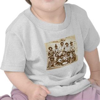 Indios de Modoc por Eadweard J. Muybridge Camisetas