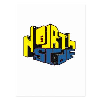 Indios de Northside Postales