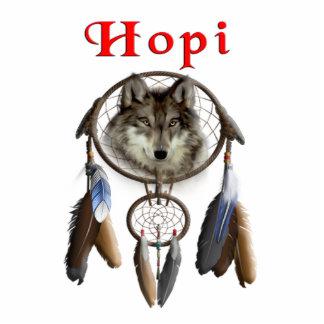Indios del Hopi Llavero Fotográfico